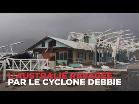 Australie : dégâts considérables après le passage du cyclone
