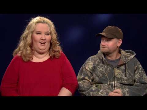 Sugar Bear's Fiancée Reacts to Mama June's Surprise Visit