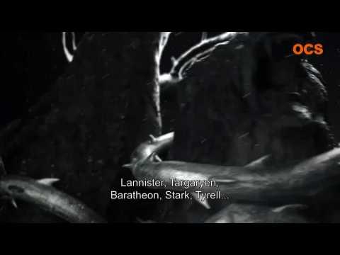 Teaser Game of Thrones saison 7