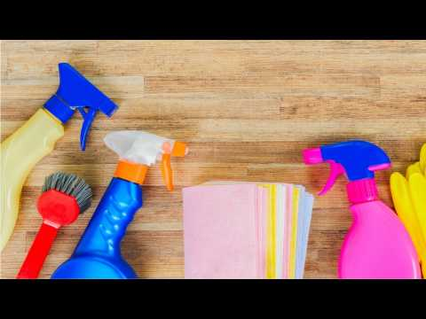 7 Surprising Health Benefits Of Spring Cleaning