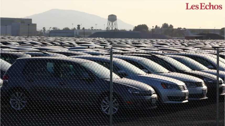 Illustration pour la vidéo Le spectaculaire rebond du marché automobile en mars