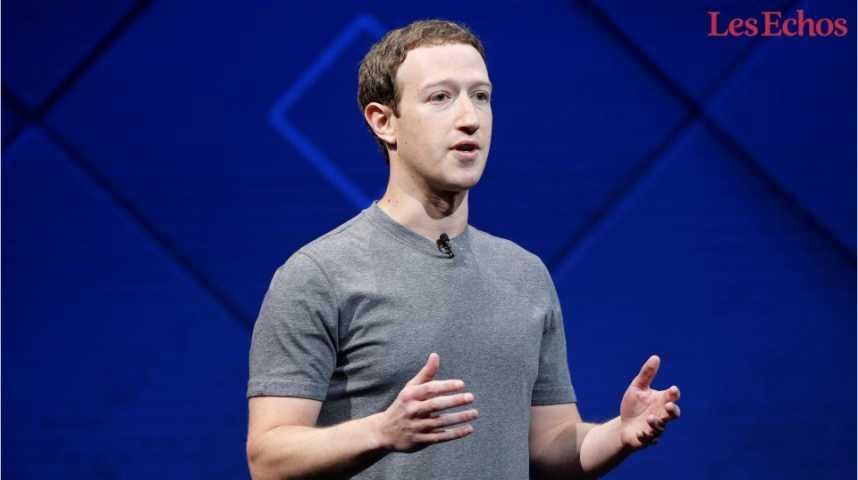 Illustration pour la vidéo Zuckerberg veut miser sur la réalité augmentée