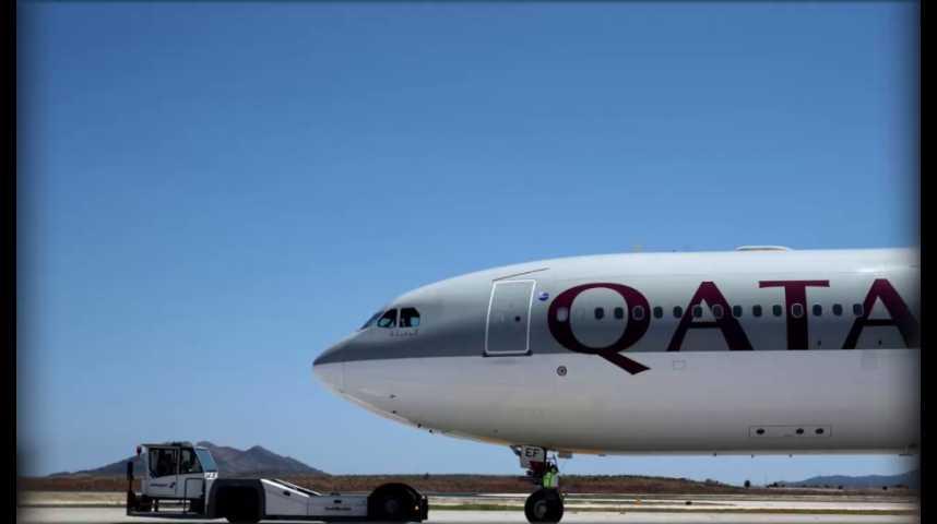 Illustration pour la vidéo Qatar Airways : une commande de 18,6 milliards de dollars à Boeing