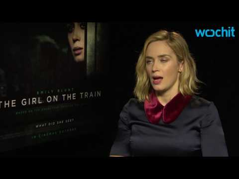 'Girl on the Train' Takes Top Spot At The Box Office