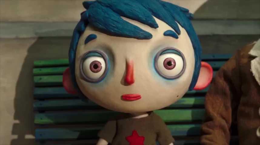 """Illustration pour la vidéo """"Ma vie de courgette"""", petit bijou d'animation au cinéma cette semaine"""