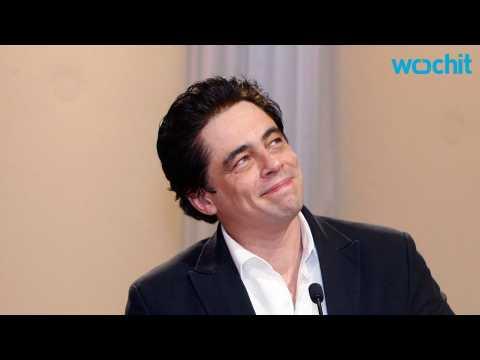 Benicio Del Toro Drops Out of 'Predator' Reboot