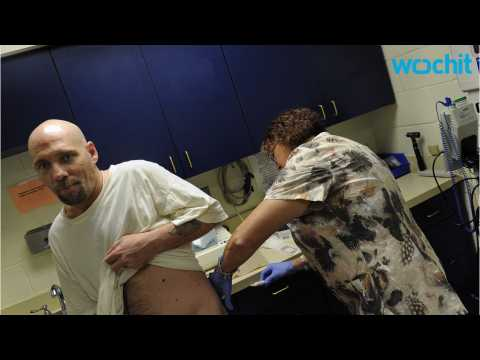 Drug Offered To Inmates To Combat Addiction