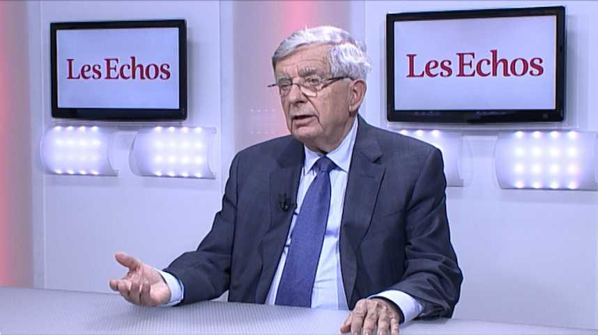 Illustration pour la vidéo «Les forces de l'ordre sont trop sollicitées, c'est presque inhumain», estime Jean-Pierre Chevènement