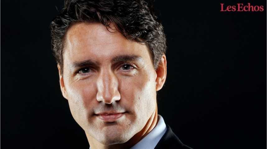 Illustration pour la vidéo Justin Trudeau: la lune de miel se prolonge