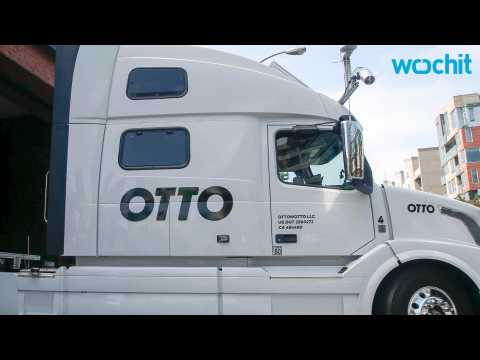 Uber's Self-Driving Truck Just Made A Beer Run