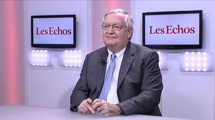 """Illustration pour la vidéo """"Il faut faire attention au mythe de l'investissement public sur la croissance"""", selon Patrick Artus"""