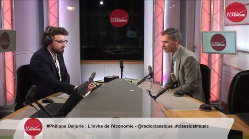 """Illustration pour la vidéo """"Le secteur de l'informatique connaît un taux de chômage presque nul"""" Philippe Deljurie (26/108/2016)"""