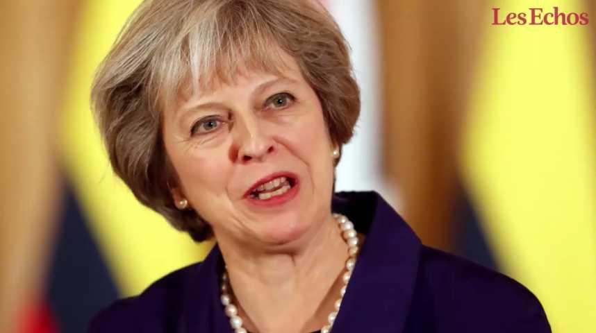 Illustration pour la vidéo Brexit or not Brexit ? Theresa May forcée de revoir sa stratégie