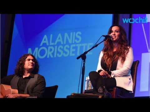 Alanis Morissette Isn't Letting Motherhood Get in the Way of Voting