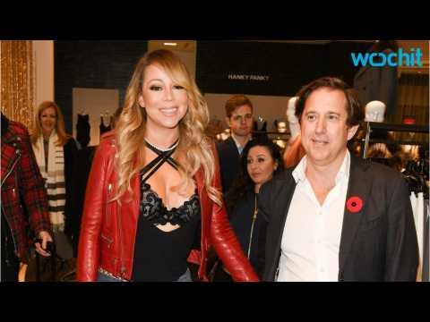 Mariah Carey Back On Stage Following Split