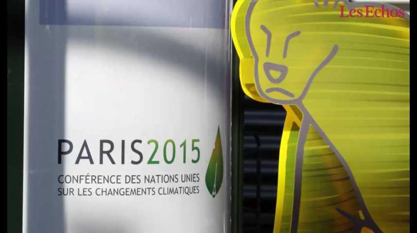 Illustration pour la vidéo Entrée en vigueur de l'accord de Paris sur le climat