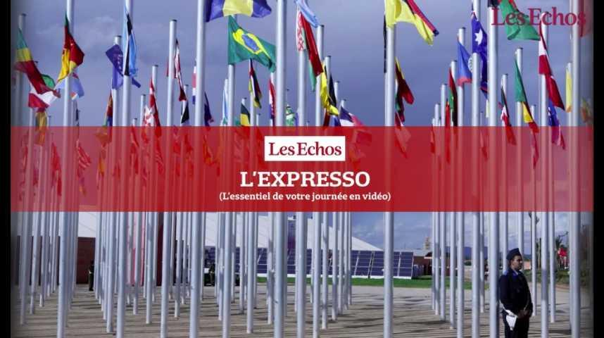 Illustration pour la vidéo L'Expresso du 7 novembre 2016 : COP22 à Marrakech, Web Summit à Lisbonne...