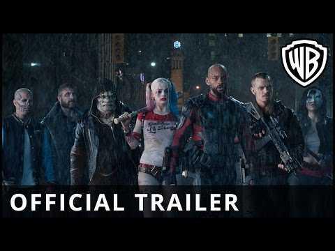 Suicide Squad - Extended Cut Trailer - Official Warner Bros. UK