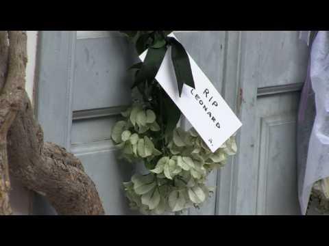 Residents of Hydra remember Leonard Cohen