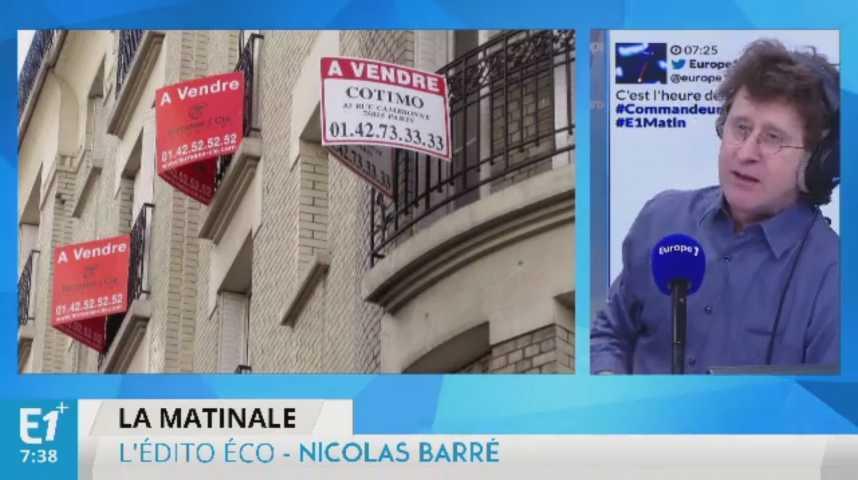 Illustration pour la vidéo Logements : les Français ne sont pas moins bien logés que leurs voisins européens