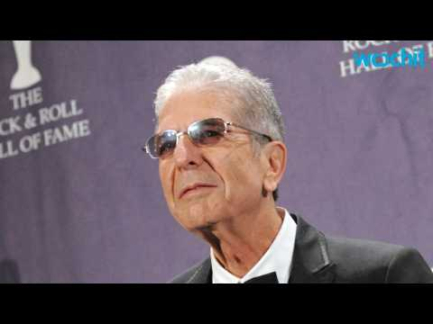 Canadian Singer and Songwriter Leonard Cohen Passes Away