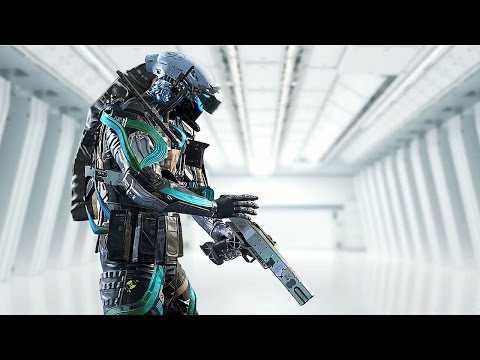 CALL OF DUTY Infinite Warfare Multiplayer Combat Rig Trailer