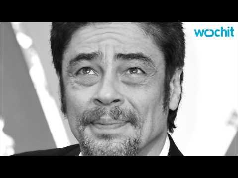 Benicio Del Toro Drops Predator Reboot