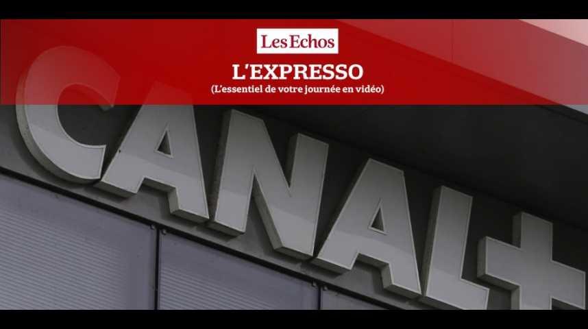 Illustration pour la vidéo L'Expresso du 13 octobre 2016 : le groupe Canal+ va présenter ses nouvelles offres...
