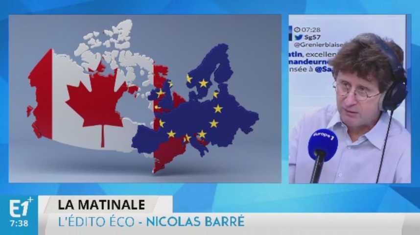 Illustration pour la vidéo Canada-Europe : le traité de libre-échange enfin prêt !