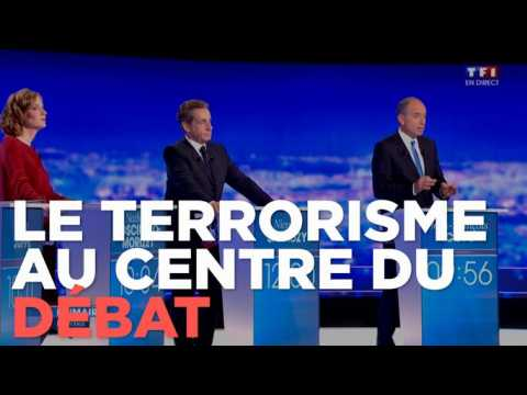 Primaire à droite : le terrorisme au centre du débat