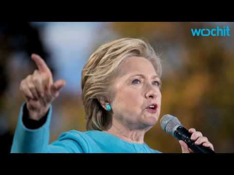 Clinton Rips GOP Officials in Close Election Races