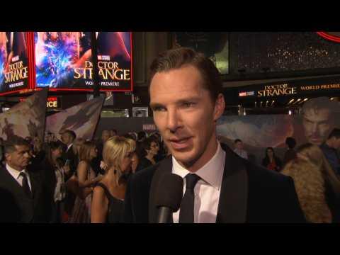 Doctor Strange World Premiere: Starring Benedict Cumberbatch