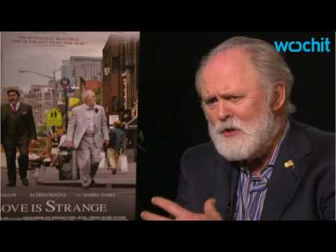 John Lithgow Talks Playing Winston Churchill In 'The Crown'
