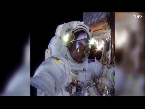 Non, Facebook n'a pas diffusé de direct vidéo de la NASA depuis l'espace
