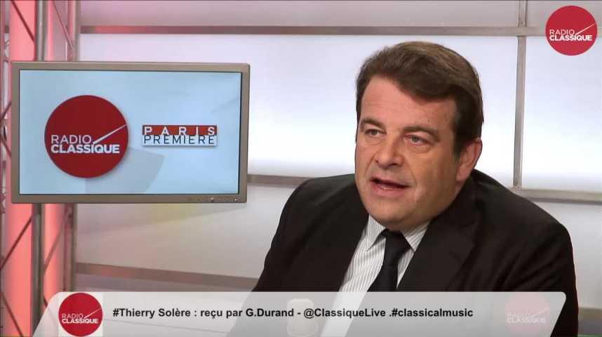 """Illustration pour la vidéo """"Ce ne sont pas les sondeurs qui font les élections, ce sont les Français"""" Thierry Solère (28/10/2016)"""