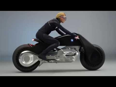 BMW Motorrad VISION NEXT 100 - Making of | AutoMotoTV