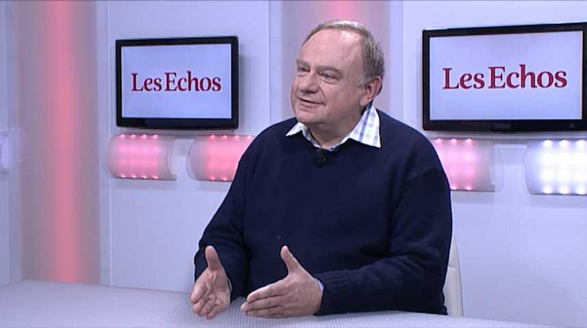 """Illustration pour la vidéo """"La politique monétaire a atteint ses limites"""", selon Jean-Marc Daniel"""