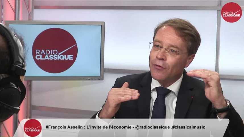 """Illustration pour la vidéo """"Le succès de la France sera le succès du secteur marchand, à 98% des PME"""" François Asselin"""