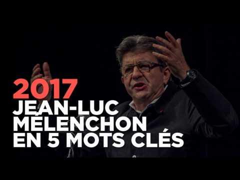 """""""Insoumis"""", """"règle verte""""… 5 mots pour résumer le discours de Jean-Luc Mélenchon"""