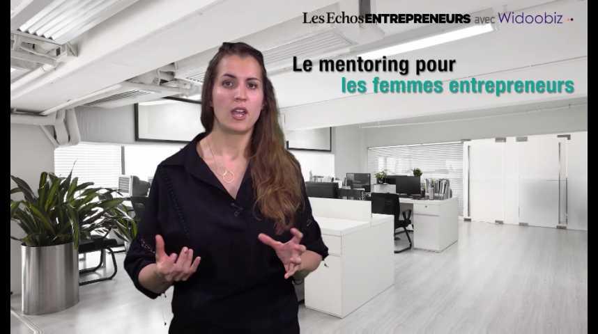 Illustration pour la vidéo Le mentorat pour les femmes, par Anne-Marie Gabelica