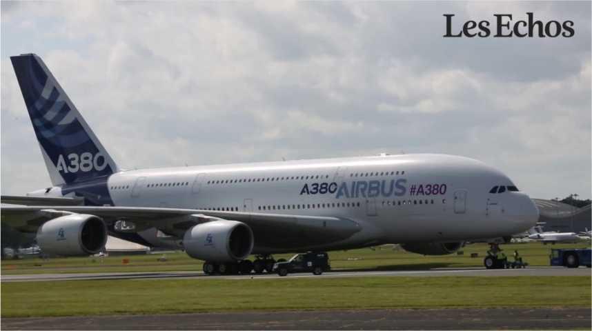 Illustration pour la vidéo Airbus a-t-il les reins assez solides pour faire face aux défis qui l'attendent ?