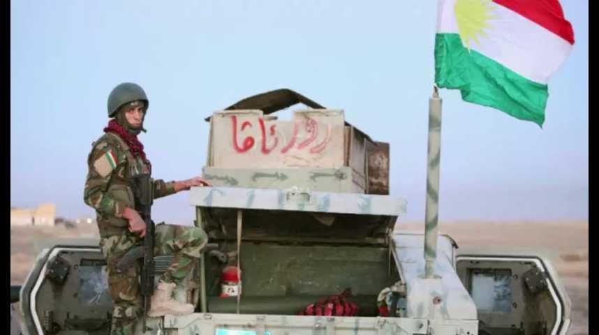 Illustration pour la vidéo Mossoul: la grande offensive contre l'EI est lancée