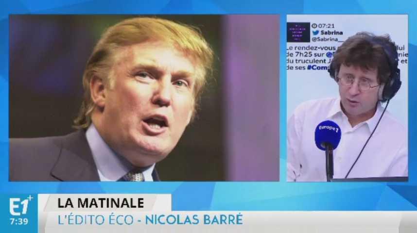 Illustration pour la vidéo Donald Trump : son programme économique peut-il tenir ?