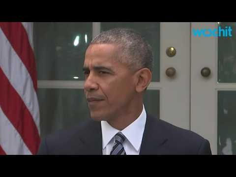 President Obama Calls For Smooth Transition