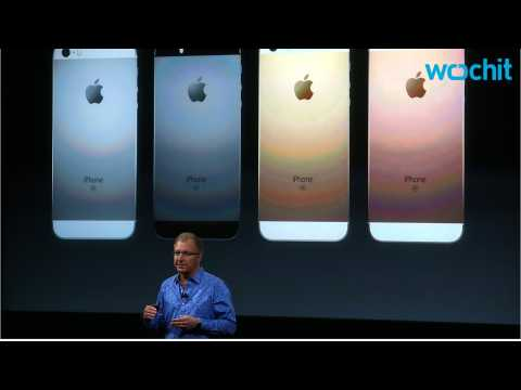 Apple Debuts Smaller and Cheaper iPhone SE