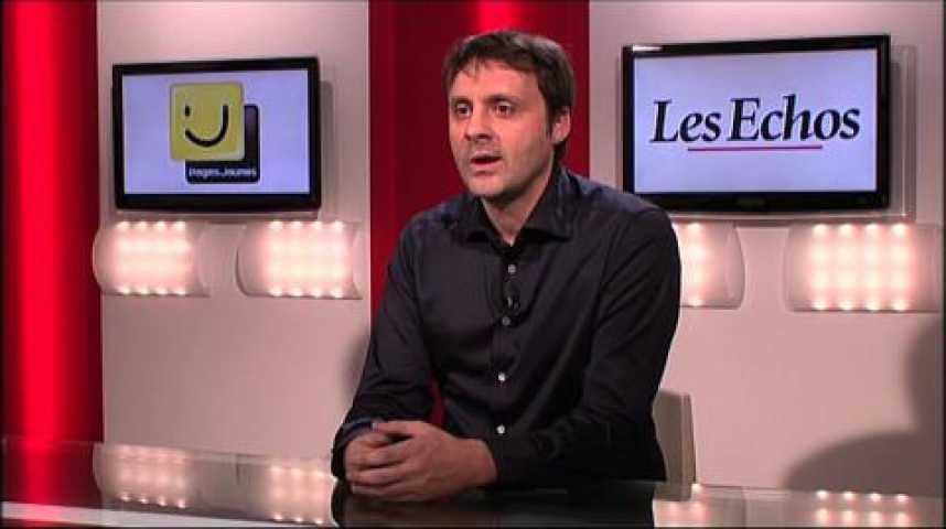 Illustration pour la vidéo Café Digital avec Thierry Petit (Showroomprive.com)