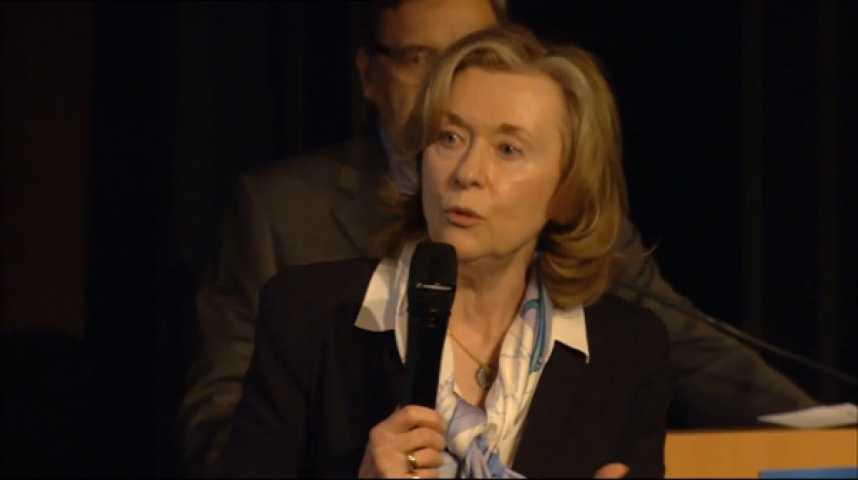 Illustration pour la vidéo Françoise Descheemaeker (Safran) : « L'entreprise, lieu du développement humain »