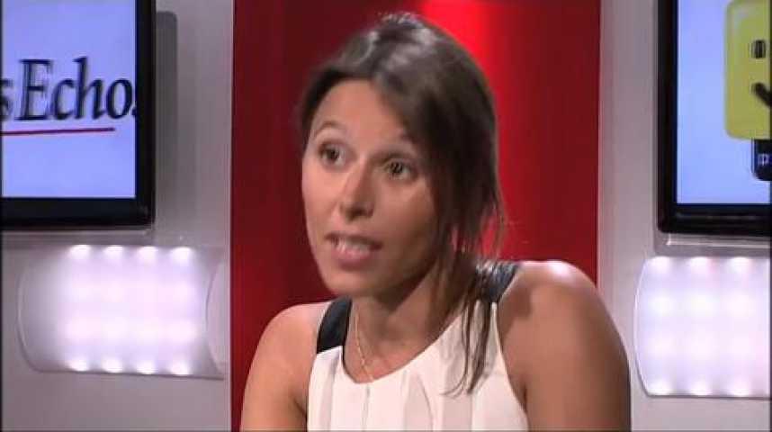 Illustration pour la vidéo Lara Rouyrès, Livingsocial