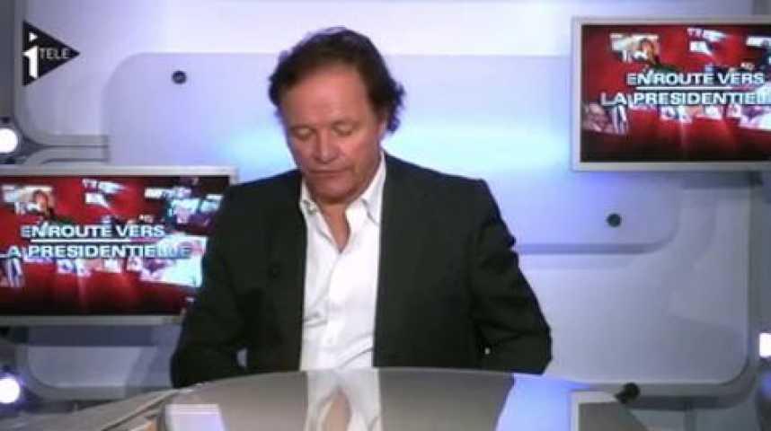 Illustration pour la vidéo Jean-François Copé était l'invité de Guillaume Durand et Michael Darmon
