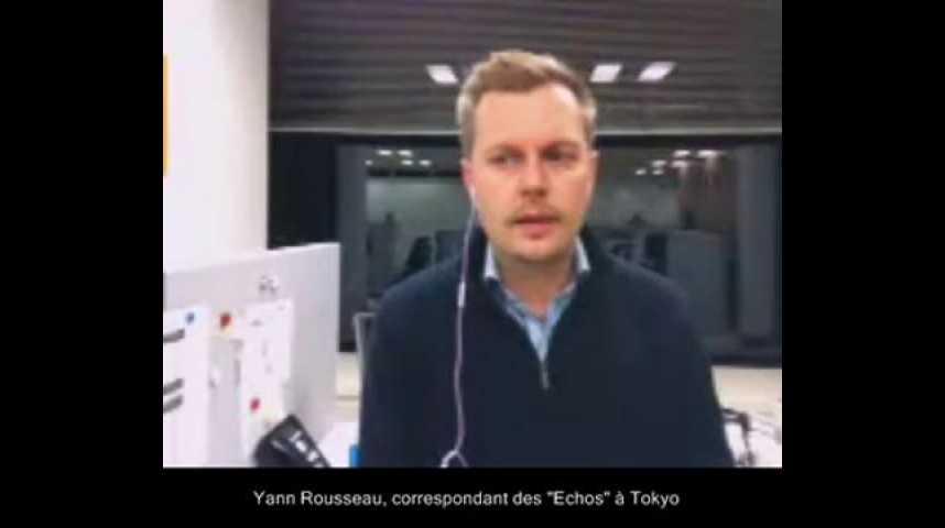 Illustration pour la vidéo Japon : la réaction des médias français